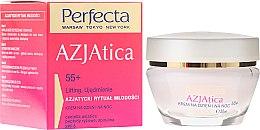 Parfumuri și produse cosmetice Cremă de față - Perfecta Azjatica Day & Night Cream 55+