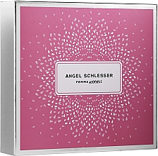 Parfumuri și produse cosmetice Angel Schlesser Femme Adorable - Set (edt/100ml + edt/15ml + b/lot/100ml)