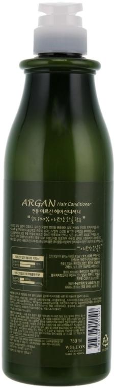 Balsam de păr cu ulei de argan - Welcos Confume Argan Hair Conditioner — Imagine N2