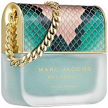 Parfumuri și produse cosmetice Marc Jacobs Decadence Eau So Decadent - Apă de toaletă (tester cu capac)