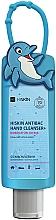 """Parfumuri și produse cosmetice Gel antibacterian de mâini """"Delfin"""" pentru copii - HiSkin Antibac Hand Cleanser+"""