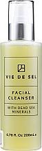 Parfumuri și produse cosmetice Loțiune de curățare pentru față - Vie De Sel Facial Cleanser