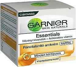 Parfumuri și produse cosmetice Cremă de față - Garnier Multi-Active Day Cream Anti-Wrinkle Essentials 35+