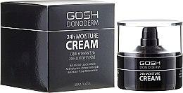 Parfumuri și produse cosmetice Cremă hidratantă pentru față - Gosh Donoderm Moisture Cream Prestige