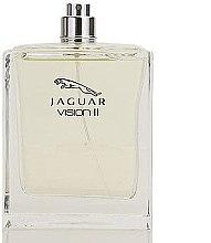 Parfumuri și produse cosmetice Jaguar Vision II - Apă de toaletă (tester fără capac)