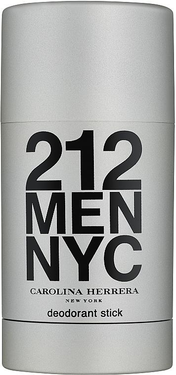 Carolina Herrera 212 For Man NYC - Deodorant stick — Imagine N1