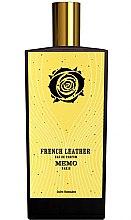 Parfumuri și produse cosmetice Memo French Leather - Apă de parfum (tester fără capac)