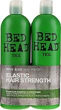 Parfumuri și produse cosmetice Set - Tigi Bed Head Elasticate (sh/750ml + cond/750ml)