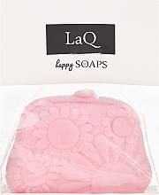 """Parfumuri și produse cosmetice Săpun natural """"Gentuță"""" cu aromă de vișină - LaQ Happy Soaps Natural Soap"""