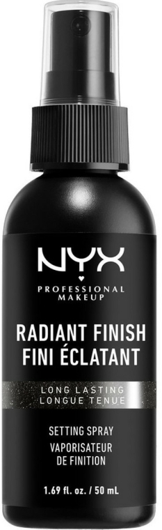 Fixator de machiaj - NYX Professional Makeup Radiant Finish Setting Spray Long Lasting