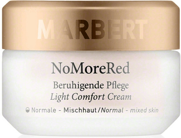 Cremă calmantă pentru față - Marbert Anti-Redness Care NoMoreRed Light Comfort Cream — Imagine N1