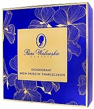 Parfumuri și produse cosmetice Set - Pani Walewska Classic (f/cr/50ml + deo/75ml)