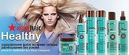 Mască de vindecare pentru păr vopsit și aspru - SexyHair HealthySexyHair Reinvent Color Care Treatment For Thick/Coarse Hair — Imagine N3