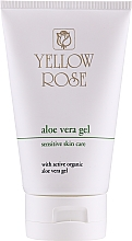Parfumuri și produse cosmetice Gel cu aloe vera pentru față și corp - Yellow Rose Aloe Vera Gel