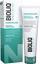 Parfumuri și produse cosmetice Cremă detoxifiantă și hidratantă, de noapte - Bioliq Specialist Niedoskonałośc Night Detox Cream