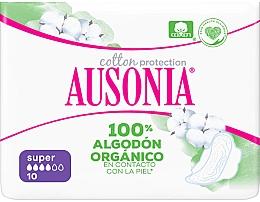 Parfumuri și produse cosmetice Absorbante, 10 bucăți - Ausonia Cotton Protection