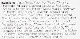 Cremă cu extract de măr pentru pleoape - CHOBS Apple Aqua Moisture Cream — Imagine N4
