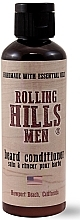 Parfumuri și produse cosmetice Balsam pentru barbă - Rolling Hills Men Beard Conditioner