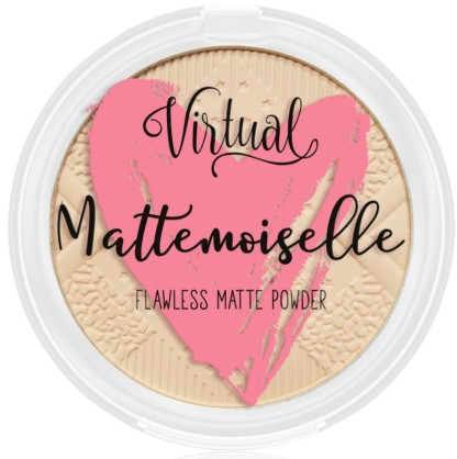 Pudră pentru față, cu efect matifiant - Virtual Mattemoiselle Flawless Matte Powder