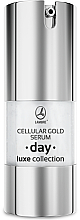 Parfumuri și produse cosmetice Ser de zi - Lambre Luxe Collection Cellular Gold