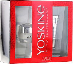 Parfumuri și produse cosmetice Set - Yoskine Kirei Lifting 60+ (cr/50ml + eye/cr/15ml)