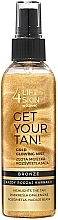 Parfumuri și produse cosmetice Spray de corp - Lift4Skin Get Your Tan! Gold Glowing Mist