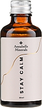 Parfumuri și produse cosmetice Ser facial - Annabelle Minerals Stay Calm Oil