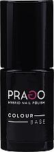 Parfumuri și produse cosmetice Bază pentru gel-lac - Prago Crystal Base