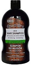 Parfumuri și produse cosmetice Șampon cu extract de bambus și urzică pentru bărbați - Bluxcosmetics Naturaphy Bamboo & Nettle Extracts Man Shampoo
