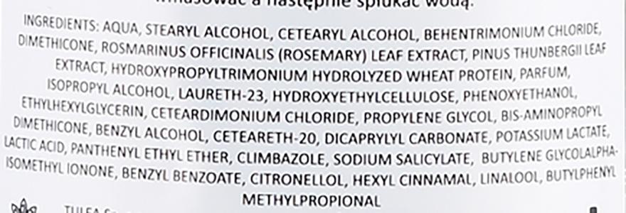 "Balsam pentru păr ""Tratament pentru scalp"" - KeraSys Hair Clinic System Conditioner — Imagine N3"