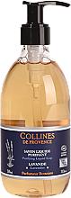 """Parfumuri și produse cosmetice Săpun lichid """"Lavandă"""" - Collines de Provence Liquid Soap"""