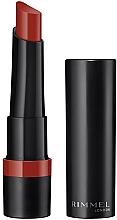 Parfumuri și produse cosmetice Ruj mat de buze - Rimmel Lasting Finish Matte