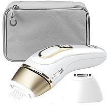 Parfumuri și produse cosmetice Fotoepilator, alb - Braun Silk-Expert Pro 5 PL 5117 IPL