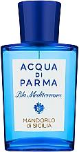 Parfumuri și produse cosmetice Acqua Di Parma Blu Mediterraneo Mandorlo Di Sicilia - Apă de toaletă