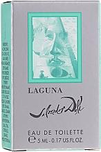 Parfumuri și produse cosmetice Salvador Dali Laguna - Apă de toaletă (mini)