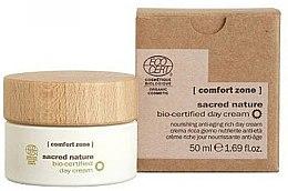 Parfumuri și produse cosmetice Cremă de zi pentru față - Comfort Zone Sacred Nature Day Cream