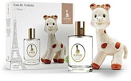Parfumuri și produse cosmetice Parfums Sophie La Girafe Eau de Toilette - (edt/100ml+toy)
