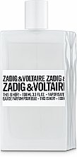 Parfumuri și produse cosmetice Zadig & Voltaire This is Her - Apă de parfum (tester cu capac)
