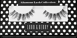 Parfumuri și produse cosmetice Gene false, El 21 - Lord & Berry Glamour Lash Collection
