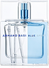 Parfumuri și produse cosmetice Armand Basi Blue Sport - Apă de toaletă