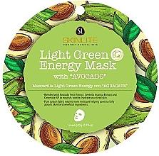 Parfumuri și produse cosmetice Mască energizantă de față - Skinlite Light Green Energy Mask