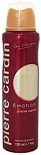 Parfumuri și produse cosmetice Pierre Cardin Emotion - Deodorant