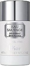 Parfumuri și produse cosmetice Dior Eau Sauvage - Deodorant stick
