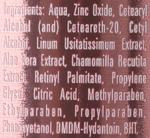 Mască de zinc pentru față - BingoSpa — Imagine N2