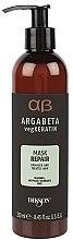 Parfumuri și produse cosmetice Mască pentru păr deteriorat - Dikson Argabeta Keratin Mask Repair