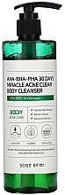 Parfumuri și produse cosmetice Gel de curățare pentru piele problematică a corpului - Some By Mi AHA-BHA-PHA 30 Days Miracle Acne Clear Body Cleanser