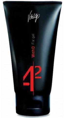 Gel cu efect de păr umed, fixare ultra puternică - Vitality's We-Ho Fix Gel — Imagine N1
