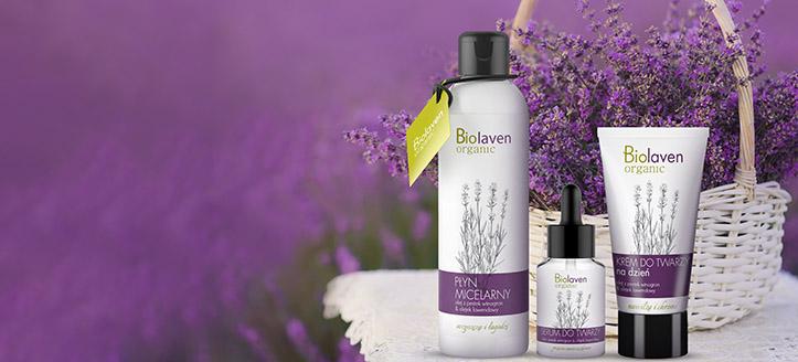 La achiziționarea produselor Biolaven începând cu suma de 76 RON, primești cadou o apă micelară