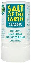 Parfumuri și produse cosmetice Deodorant - Salt of the Earth Crystal Classic Deodorant