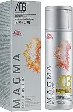 Parfumuri și produse cosmetice Pudră nuanțatoare pentru șuvițe - Wella Professionals Magma by Blondor